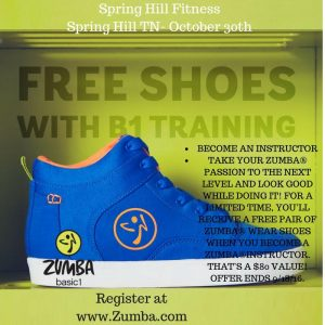Zumba Instructor Training - Basic Level 1 @ Spring Hill Fitness | Spring Hill | Tennessee | United States